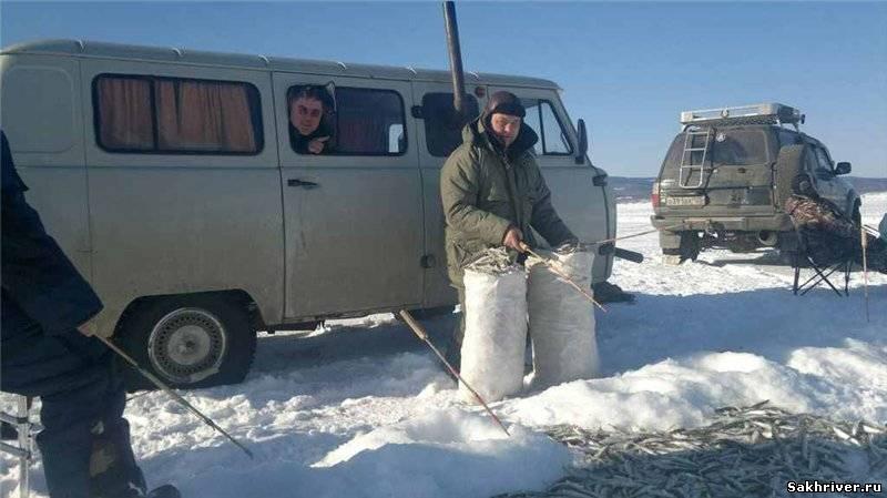 де-кастри хабаровский край рыбалка
