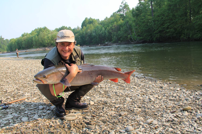 рыбалка на сахалине дальний восток